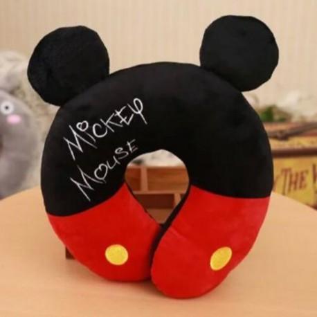 Coussin de voyage Mickey & Minnie