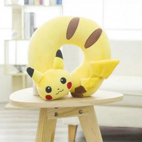 Coussin de voyage Pikachu